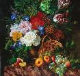 Flowers and Fruits by Alexey Golovin