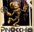 Pinocchio by Lee Moyer