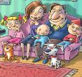 Family Portrait by Chris Murphy